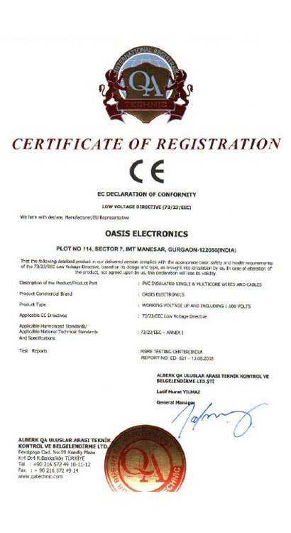 Certifications and Awards | Oasis Connectivity Pvt. Ltd.