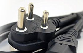 Power cords manufacturers india wires cables manufacturer
